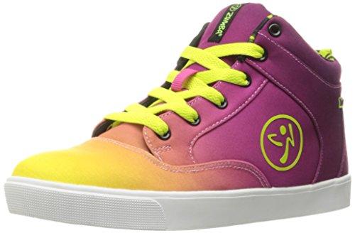 Zumba Footwear Mädchen Rio Street Fresh Hallenschuhe, Violett (Purple), 38 EU
