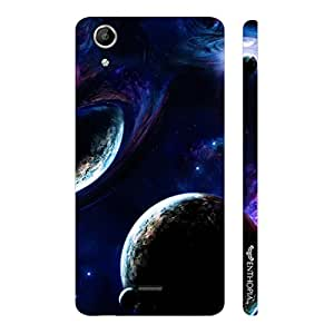Micromax Canvas Selfie 2 Q340 To the Moon and Back designer mobile hard shell case by Enthopia