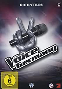 The Voice of Germany - Die Battles [2 DVDs]