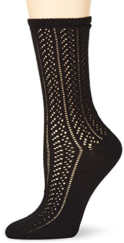 s.Oliver Socks Damen Trachtenstrümpfe S20402, Schwarz (Black 05), 39/42