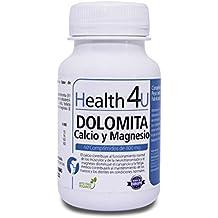 H4U Dolomita Calcio y Magnesio 60 comprimidos de 800 mg