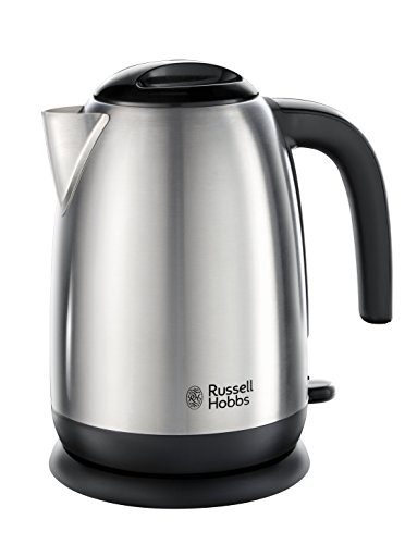 Russell Hobbs 23910 Adventure Kettle, 3000 W, 1.7 Litres, Brushed Stainless Steel Best Price and Cheapest