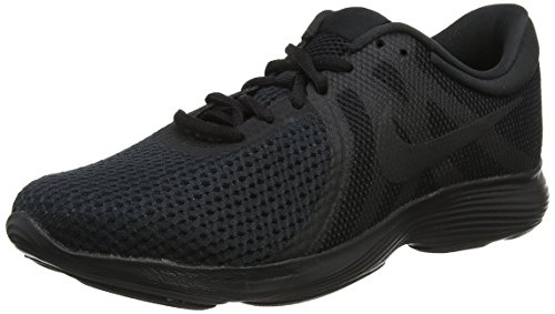 Nike Revolution 4 (EU) Scarpe da Trail Running Uomo, Nero (Black / Black 002), 43 EU (8.5 UK)