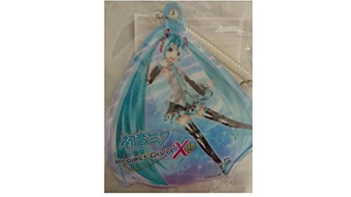 Hatsune Miku PS4 -Project DIVA-X HD Pass Case SEGA card case