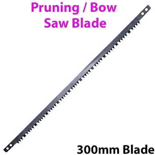 Cablefinder - scie d'élagage et à archet de 525 mm – Jardinage / Coupel - Élagage des buissons et des arbres – Avec protège-main.