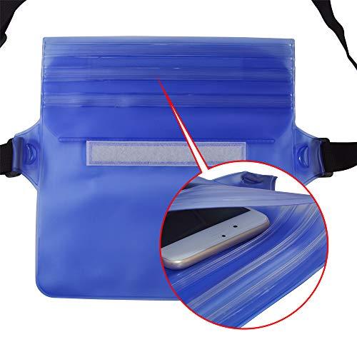 Zoom IMG-3 ipow 2 pz borsa impermeabile