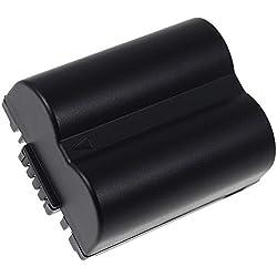 batterie compatible pour Panasonic type CGR-S006E, Li-Ion, 710mAh, 7,2V, 5,1Wh, dark blue