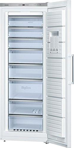 Bosch GSN58AW45 Gefrierschrank / A+++ / 191 cm / 201 kWh/Jahr / 360 L Kühlteil / Multi Airflow-System