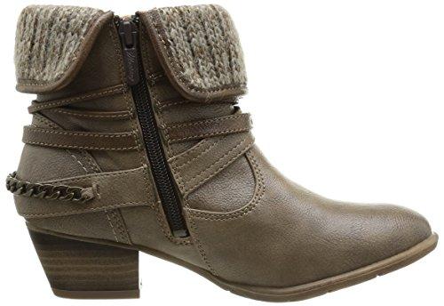 Mustang 1162601, Boots femme Marron (308 Erde)