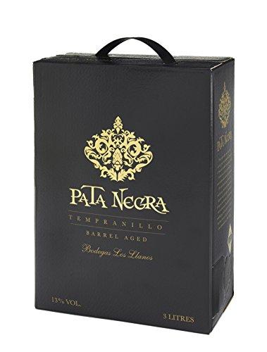 Pata Negra Tempranillo Vino Tinto Premium - 3000 ml