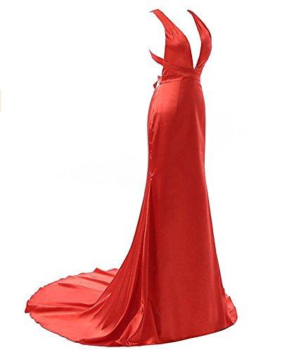 KA Beauty - Robe - Femme rose poudré