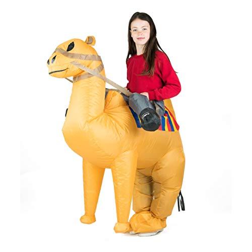 (Bodysocks® Aufblasbares Kamel Kostüm für Kinder)