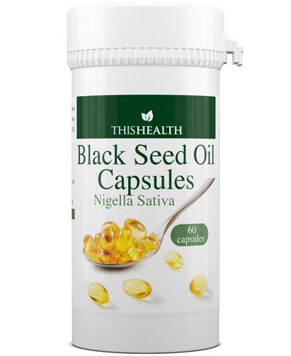 Black Seed Oil Capsules Bulk Buy 6 x 60 x 500mg