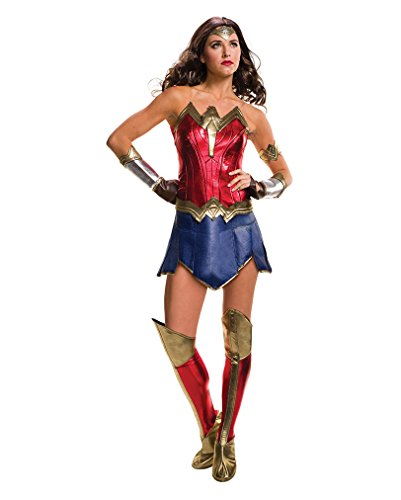 nder Woman Kostüm L (Wonder Woman Kostüm Für Frauen)