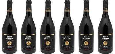 Nero Marone Rotweincuvée aus Italien (6 x 0.75 l)