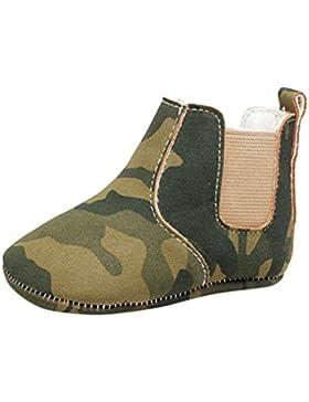 Baby Camouflage Schuhe, Neugeborene Mädchen Jungen Krippe Pu weiche Sohle Anti-Rutsch Baby Camouflage Turnschuhe...