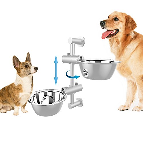 Pet Supplies Reasonable Aime Distributeur 2 En 1 Pour Chien Coloris Aléatoire Soft And Light Dishes, Feeders & Fountains