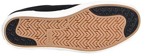 Globe Willow, Chaussures de Skateboard Homme Noir (noir/blanc)