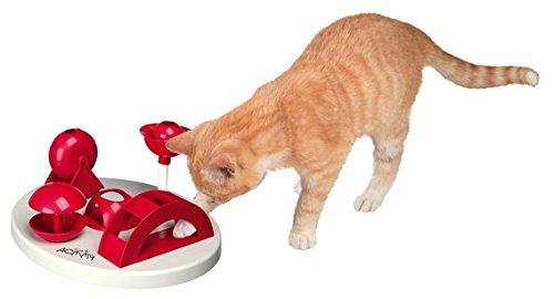 katzeninfo24.de Trixie 46009 Cat Activity Cats Garden, 30 × 25 cm