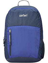 Safari 26 Ltrs Blue Casual Backpack (CHAMP19CBBLU)