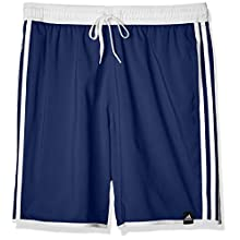 adidas Men's 3S CLX SH CL Swimming Shorts, Tech Indigo, Size 8