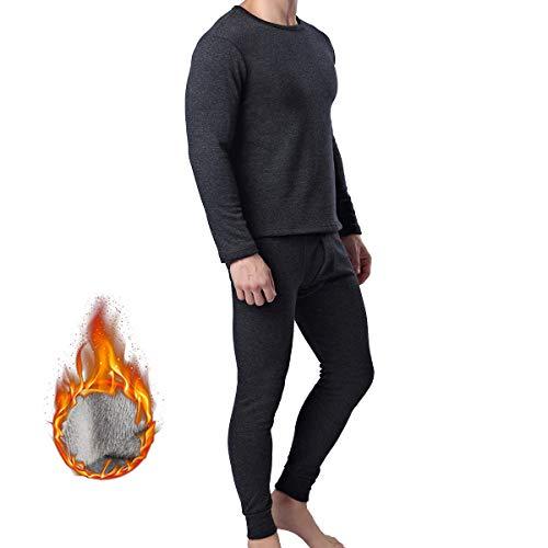 5349f9efe6ba5b New Men Thermal Underwear Sets Winter Hot Elastic Men Men Thermo Underwears  Suits Warm Long Johns