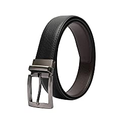 Chisel Black Mens Belt-CH5963635