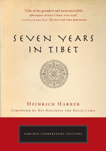 Seven Years in Tibet (Cornerstone Editions) by Harrer, Heinrich (2009) Paperback