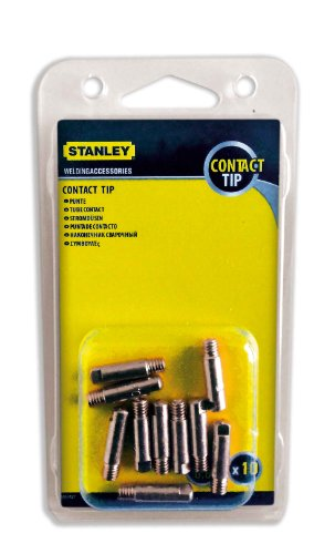 Stanley 460608 Tube pour MigMag Diamètre 0,8 mm 10 pièces