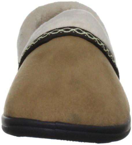 Padders Mellow, Damen Hausschuhe Braun (Camel)