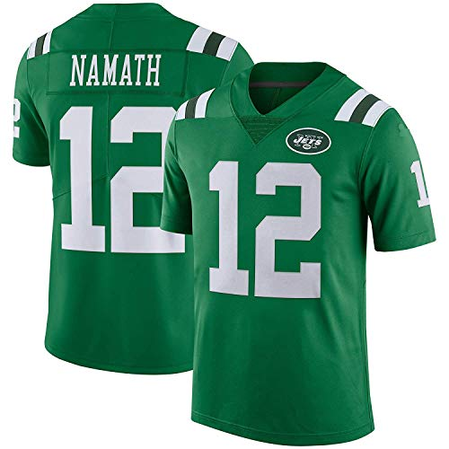 SYDQ SP Joe Namath Green Player Limited Jersey Men's/Women's/Youth -