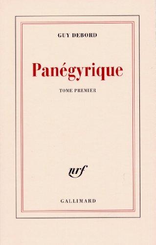 Panégyrique (Tome 1)