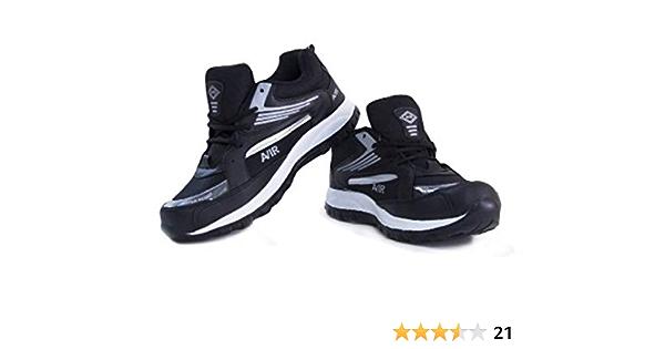 Sports Shoes for Men Dark Black