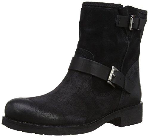 Geoxd4451e - Bottes Femme Noires