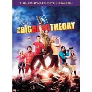 The Big Bang Theory - Season 5 (UK IMPORT) - (DVD + UV Copy)
