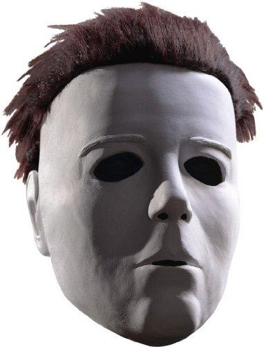 Rubie's HalloweenMichael Myers Latexmaske Lizenzartikel Weiss-braun Einheitsgröße