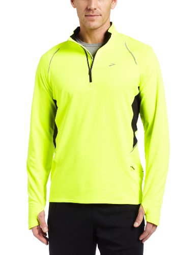 BROOKS Nightlife Infiniti 1/2 Zip Uomo Nightlife