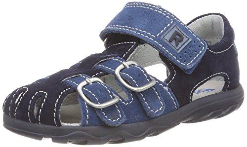 Richter Kinderschuhe Jungen Terrino Geschlossene Sandalen, Blau (atlantic/pacific), 26 EU