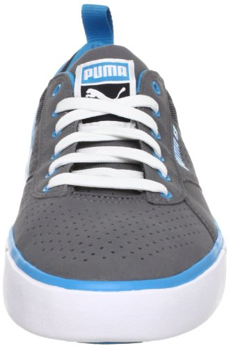 Puma Zanthem S Lite 354684 Herren Sneaker Grau (steel gray-hawaiian ocean 01)