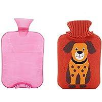 2 Liter Wärmflasche mit Deckel - Schöner Hund preisvergleich bei billige-tabletten.eu