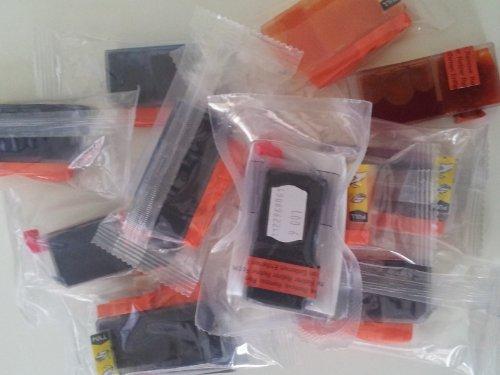 12 Druckerpatronen Tinte für Canon IP3000 IP4000 IP4000R I9100 BJC 6000 ersetzen BCI-3 und BCI-6 -