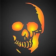 Suchergebnis Auf Amazon De Für Schablone Totenkopf