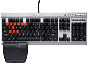 Corsair Vengeance K60 USB QWERTY Anglais - Claviers (Standard, USB, QWERTY)