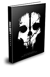 Call of Duty: Ghosts Limited Edition Strategy Guide by Bradygames (5-Nov-2013) Hardcover