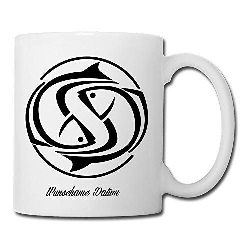 41jVtrprL0L Sternzeichen Fische Kaffeetasse Becher Tasse