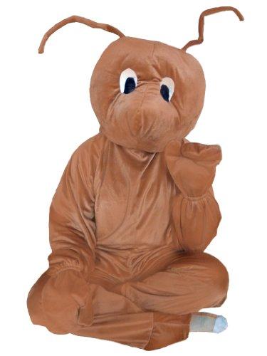 1 Gr. M-L, Ameise Faschingskostüm, Karnevalskostüm für Männer und Frauen, Ameisen-Kostüme für Fasching Karneval, als Karnevals- Fasnachts-Kostüm, Tier-Kostüme Faschings-Kostüme Erwachsene ()