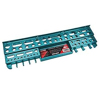 STARK Estante Bricolage Pared I Organizador Herramientas en Plastico (61 x 16 x 6 cm, carga máx de 25 kg)
