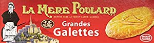 La Mère Poulard Grandes Galettes 135 g