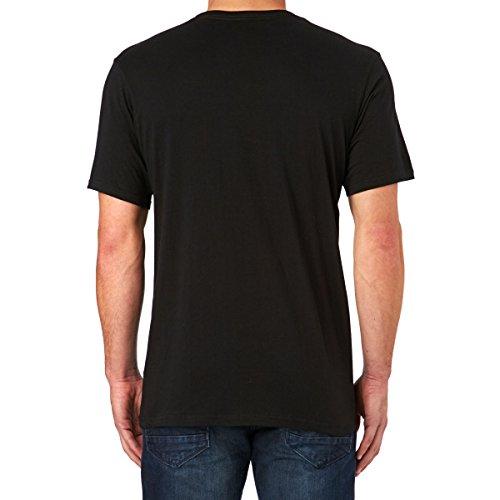 Herren T-Shirt DC Basic Crew T-Shirt Black