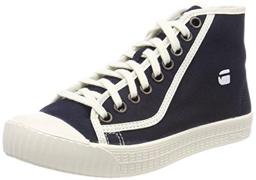 G-STAR RAW Damen Rovulc Hb Mid Wmn Sneaker, Blau (Dk Navy 881), 39 EU